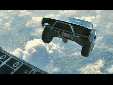 Fast & Furious 7 - Plane Scene