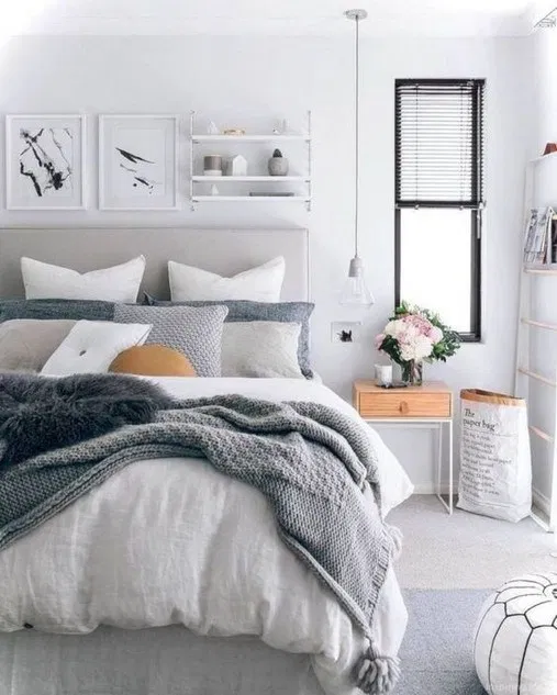The Pinterest Proven Formula For The Ultimate Cozy Bedroom: Interior Design Bedroom Small