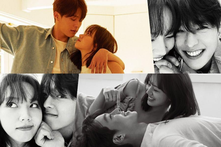 Jang Ki Yong And Hyeri Talk About Reuniting For Upcoming Drama And Their Chemistry On Set