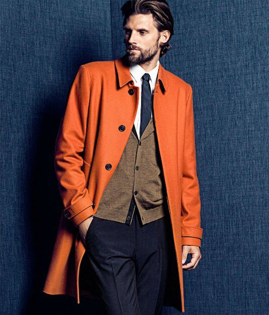 The Jackets & Coats For Men by H Fall-Winter 2012/2013