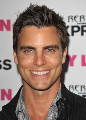 "Colin Egglesfield. I think I'm going to start watching ""The Client List"". Ohhhh myyy!"