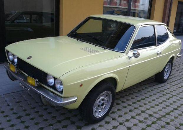 The Eternal Sunshine Of The Spotless Mind 1975 Fiat 128 Sport