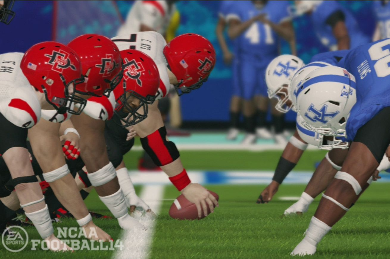 'NCAA Football' settlement checks are rolling in Ncaa