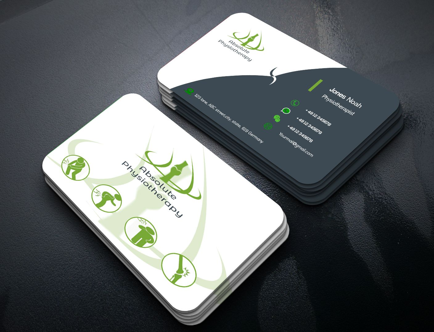 Pin On Visitcard
