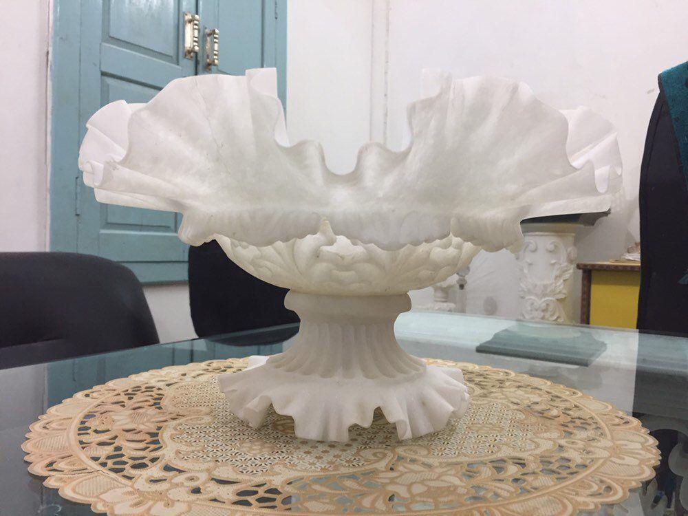 Fruit Bowl Wave Design Dining Table Fruit