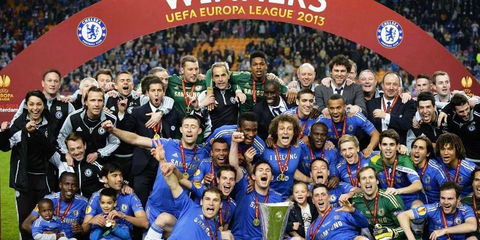 Resultado de imagen para europa league chelsea 2012