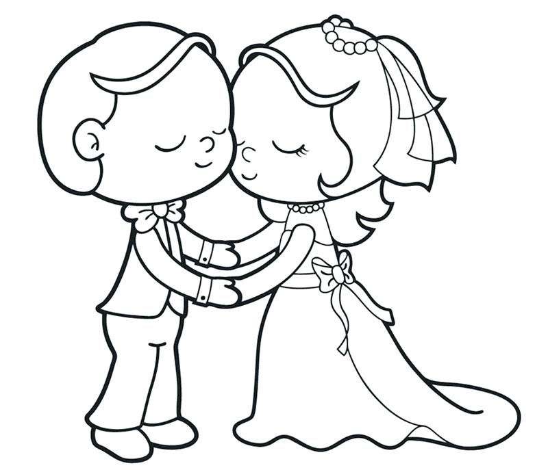 Love Coloring Pages Best Coloring Pages For Kids Wedding With Kids Wedding Coloring Pages Kids Table Wedding