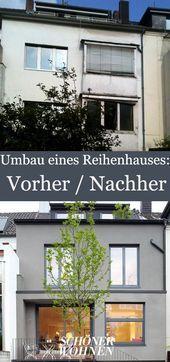 Modernisiertees Reihenhaus Eine Familie aus Düsseldorf hat ein marodes Reihenha …  – uncategorized