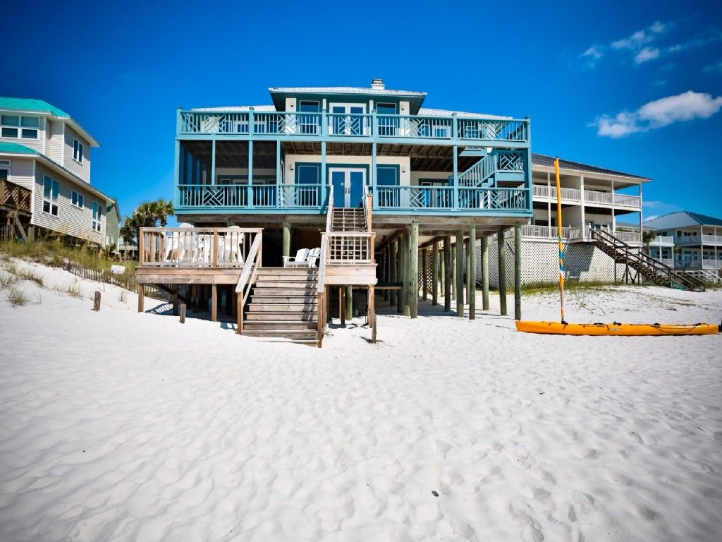 Grayton Beach Vacation Al Vrbo 210012 6 Br Beaches Of South Walton House In Fl Seas The Day Enjoy This Private On Gulf