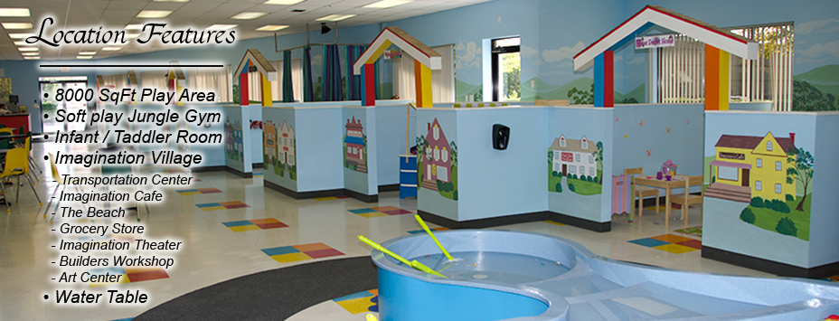 Imaginations At Play Offers Both Childrens And Adults Educations - Children's birthday experiences