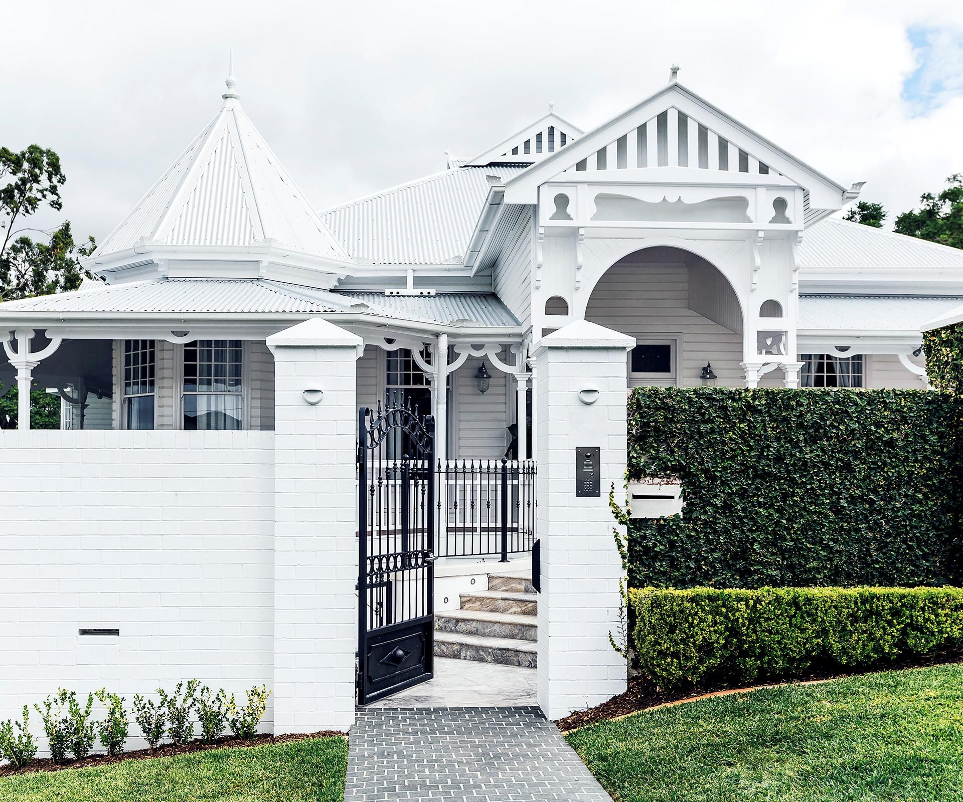 A Stately Queenslander Becomes A Fresh Family Sanctuary In