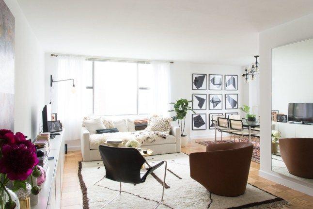 Fesselnd Un Nouvel Appartement à New York Pour Une Nouvelle Vie Esszimmer   Esszimmer  New York