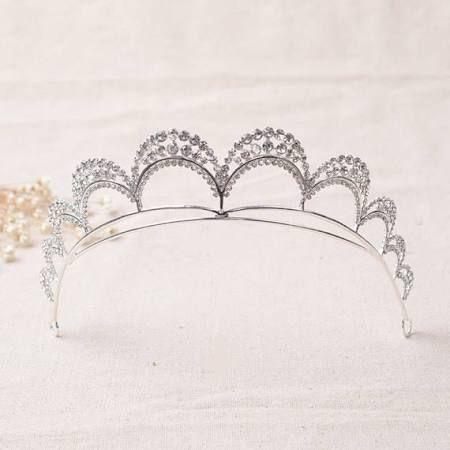 crystal star tiara - Google Search