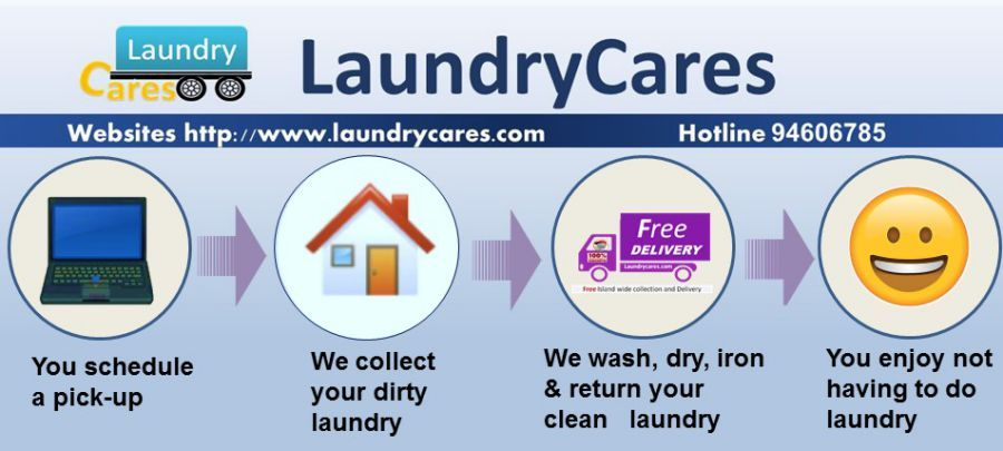 Laundry Pick Up Services Singapore Laundry Pick Up Clean