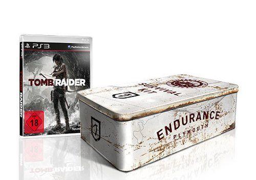 Tomb Raider - [PlayStation 3]: Amazon.de: Games