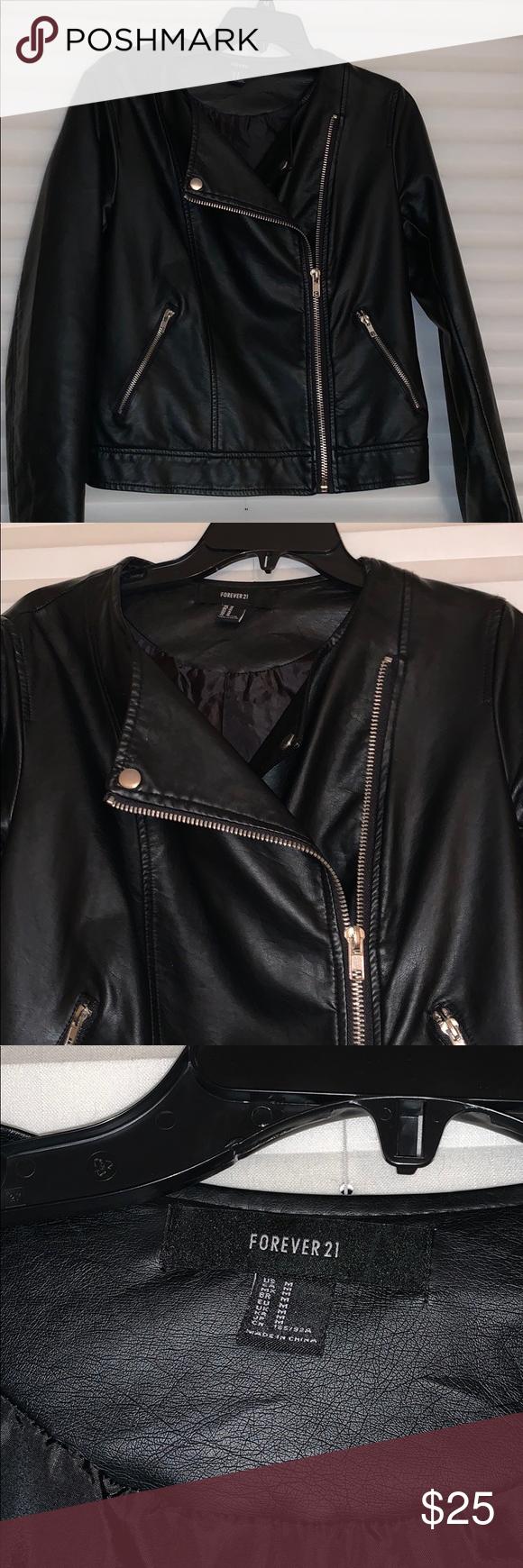 2 20 Black Faux Leather Jacket Black Faux Leather Jacket Leather Jacket Faux Leather Jackets [ 1740 x 580 Pixel ]