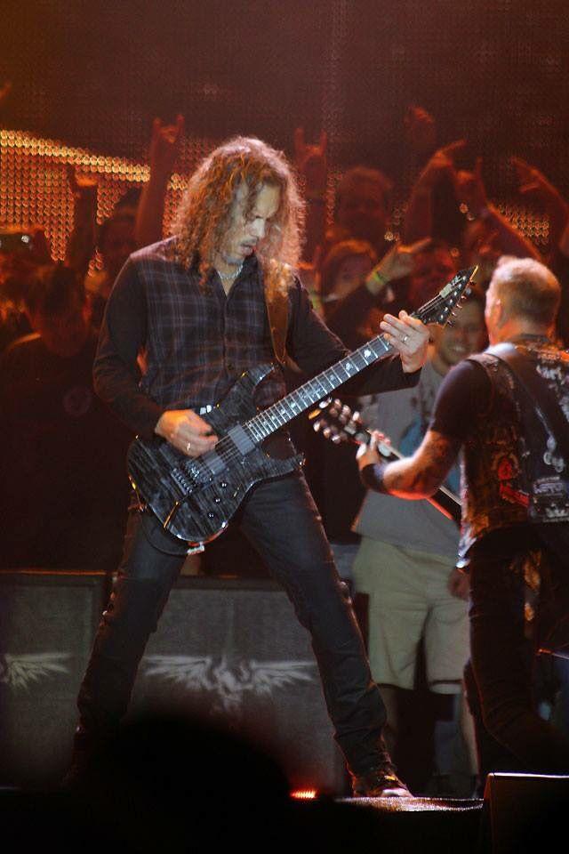 Metallica! Germany 2015! Kirk!