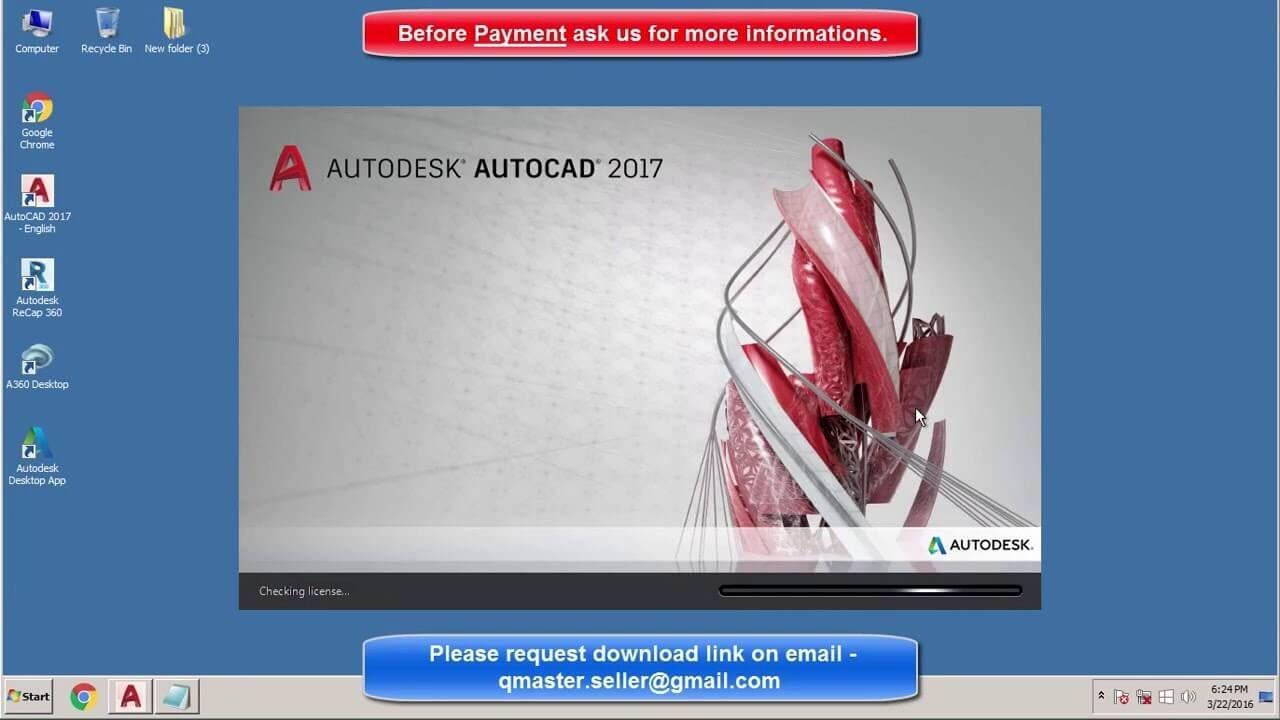 Autodesk AutoCAD 2017 Full incl Product Key Free | AutoCAD | Seo