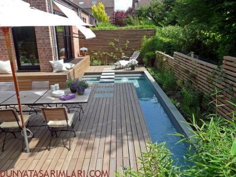small swimming pool designs - Buscar con Google