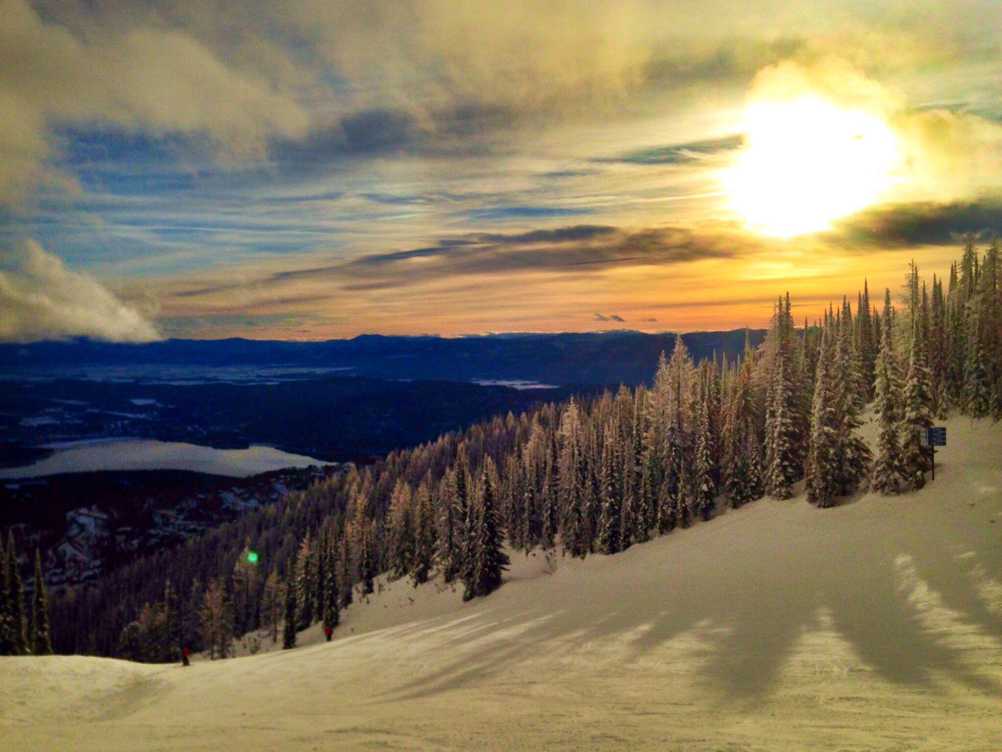 Whitefish Montana Big Sky Country Pinterest