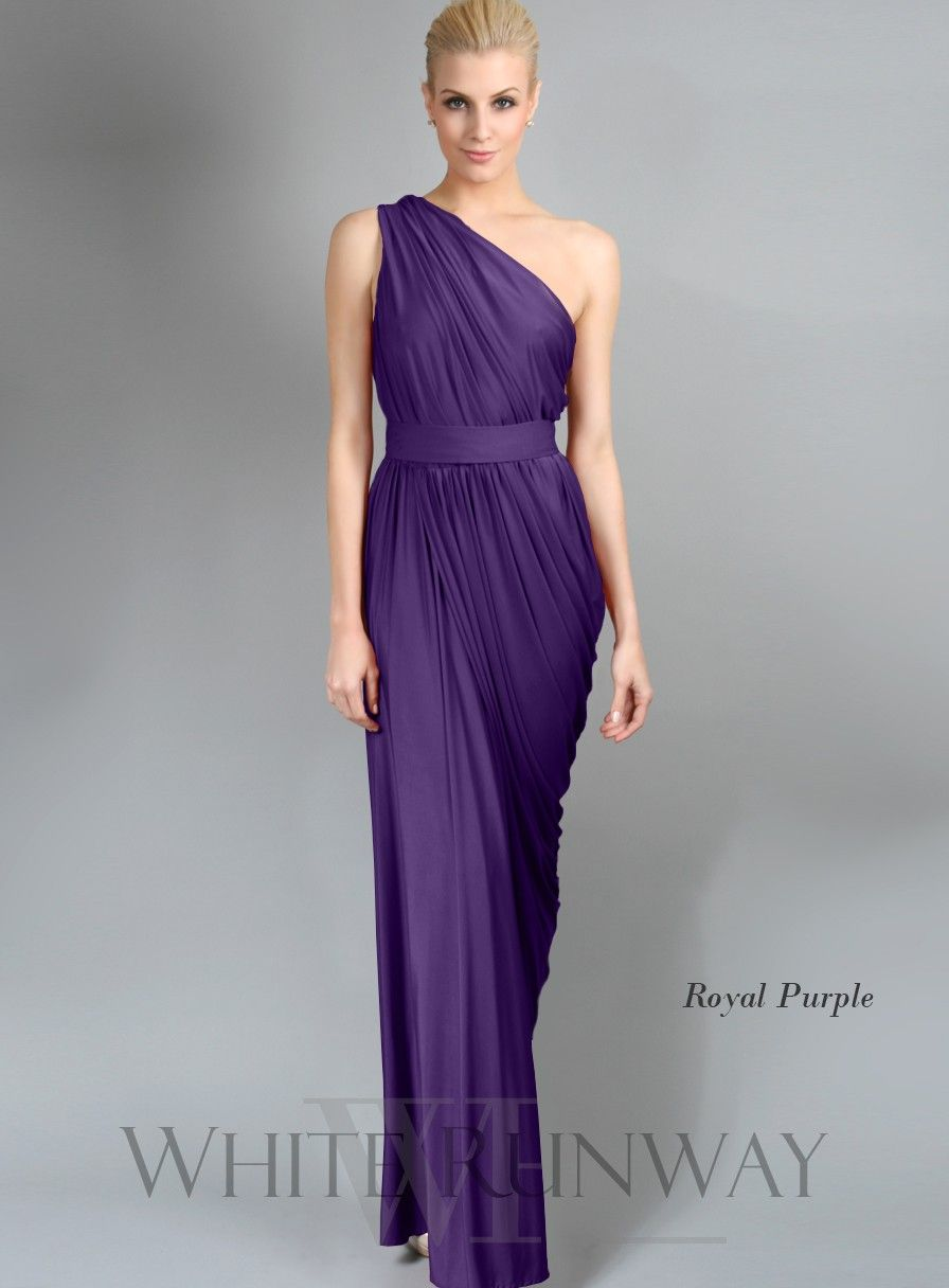 Potential Peacock Bridesmaid Dress - Ingrid Dress by Pia Gladys ...