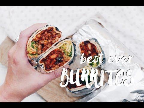 Best ever burritos simple vegan recipe youtube recipes best ever burritos simple vegan recipe youtube forumfinder Images