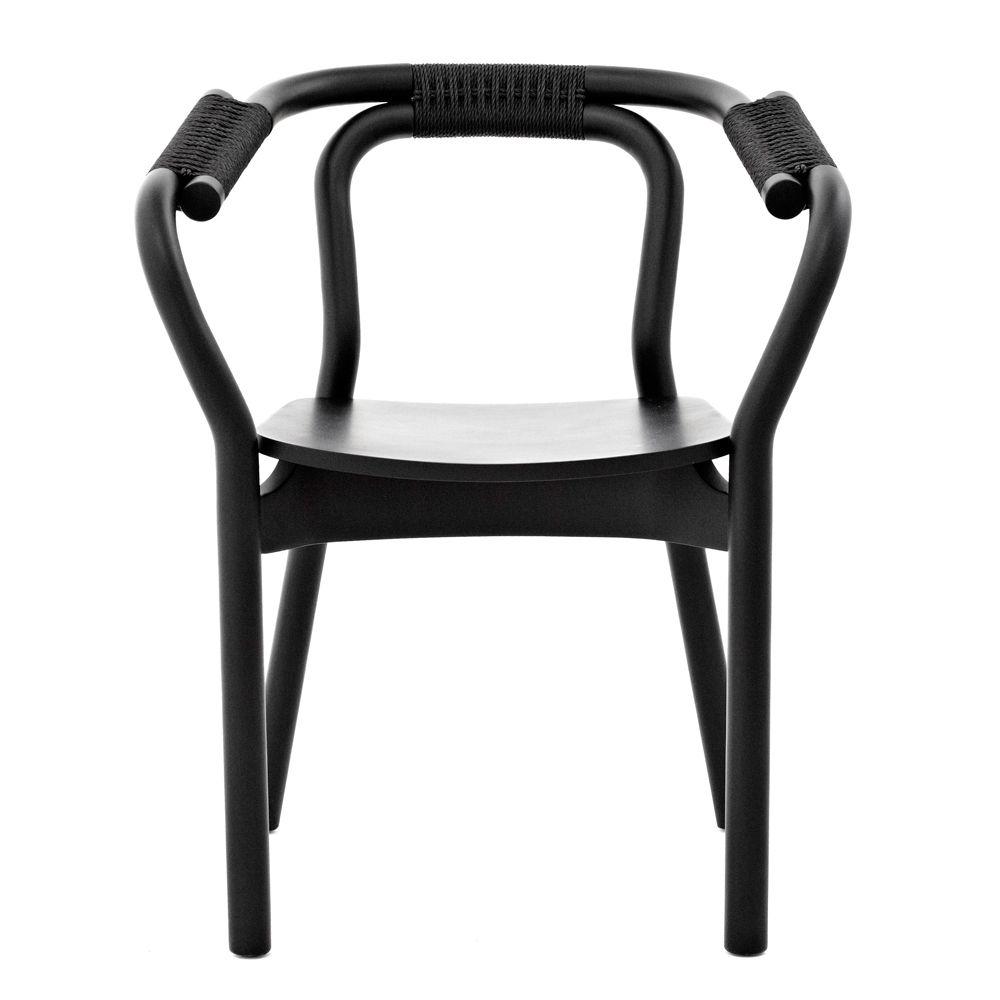knot stuhl schwarz normann copenhagen st hle pinterest sessel design m bel sofa und. Black Bedroom Furniture Sets. Home Design Ideas