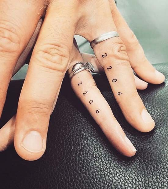 Photo of 23 Best Matching Couple Tattoos To Show Your Love | Page 2 of 2 | StayGlam