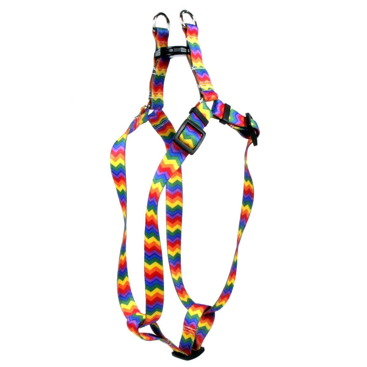 Mirage Soft Mesh Breathable Dog Puppy Pet Harness All Sizes Rainbow of Colours