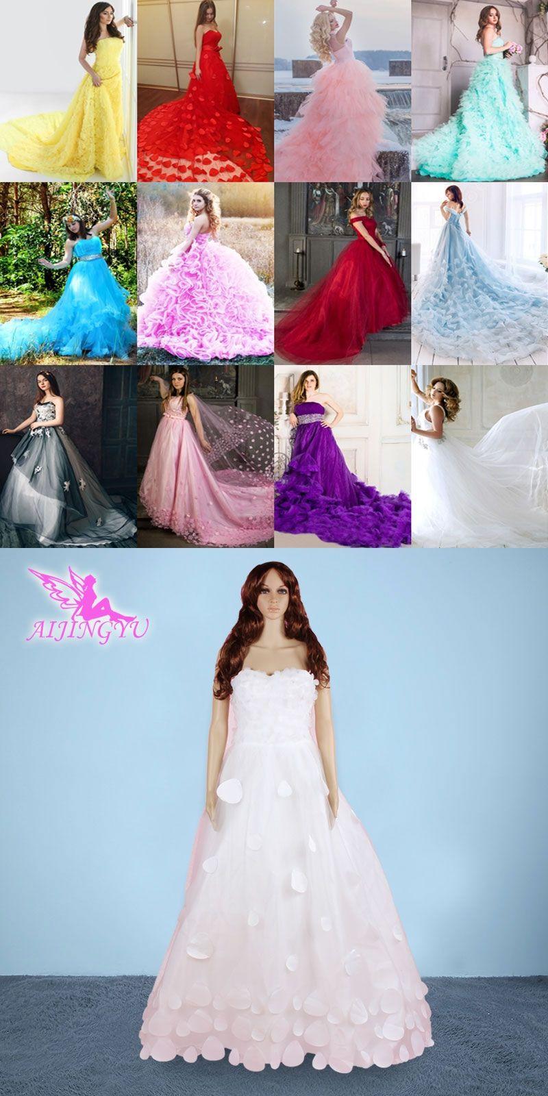 Aijingyu new free shipping china bridal gowns cheap simple