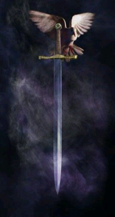 Ephesians 6:17 ~ The Sword of the Spirit, The Word of God ...