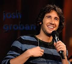 """""""When I feel confused or depressed, I remember back to junior high and I silently repeat, 'This, too, shall pass.' """" Josh Groban"""