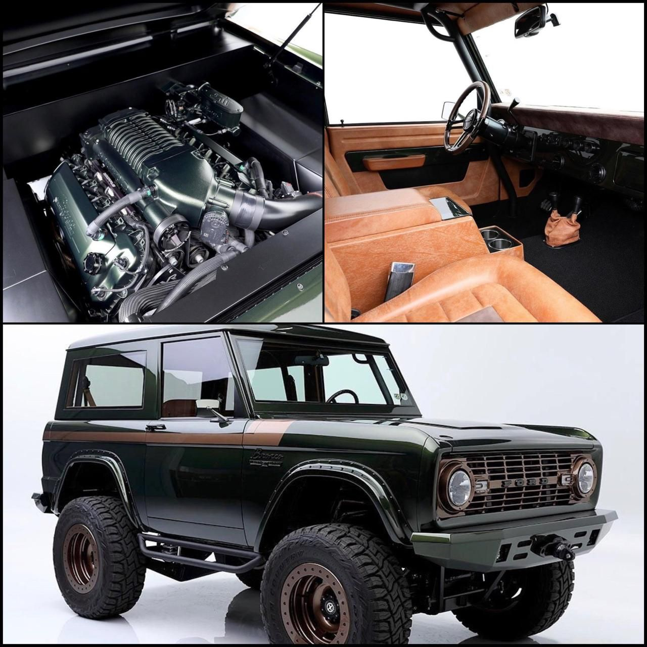 Ford Bronco Supercharged In 2020 Ford Bronco Car Accessories For Girls Car Ford