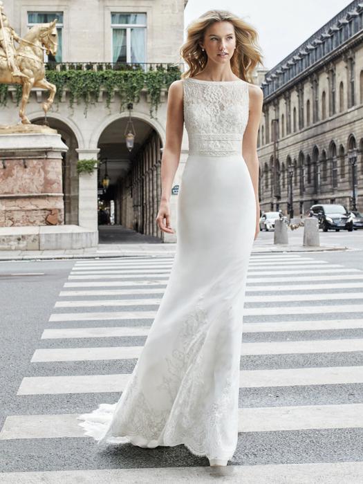 7286d1a93 AIRE BARCELONA – EISHA – VESTIDO DE NOVIA – WEDDINGLAND BARCELONA – Vestidos  de novia y