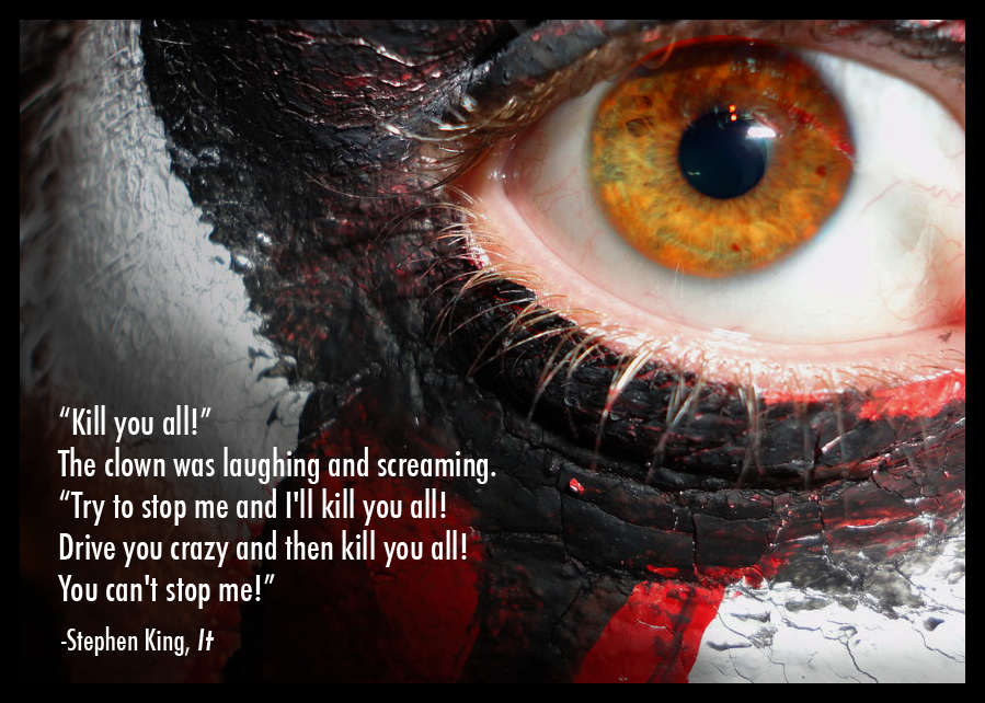 Quote: Stephen King - It