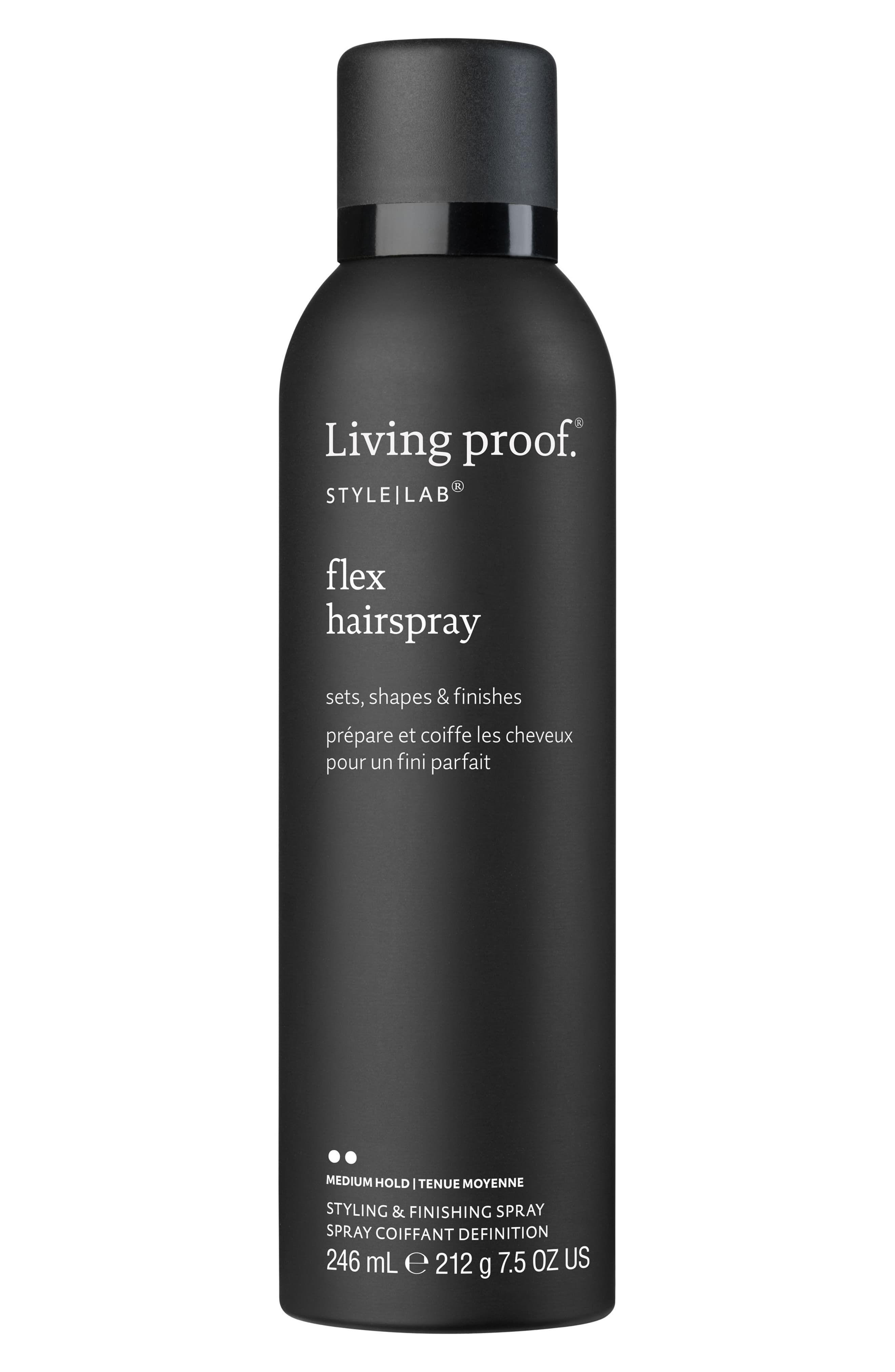 Living Proof Flex Hairspray Nordstrom In 2021 Hairspray Damp Hair Styles Dry Hair