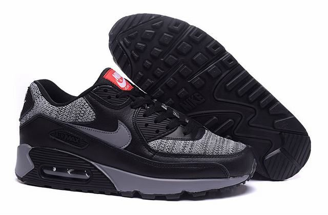 timeless design 27d73 3a141 air max 90 hommes,homme air max 90 noir et gris