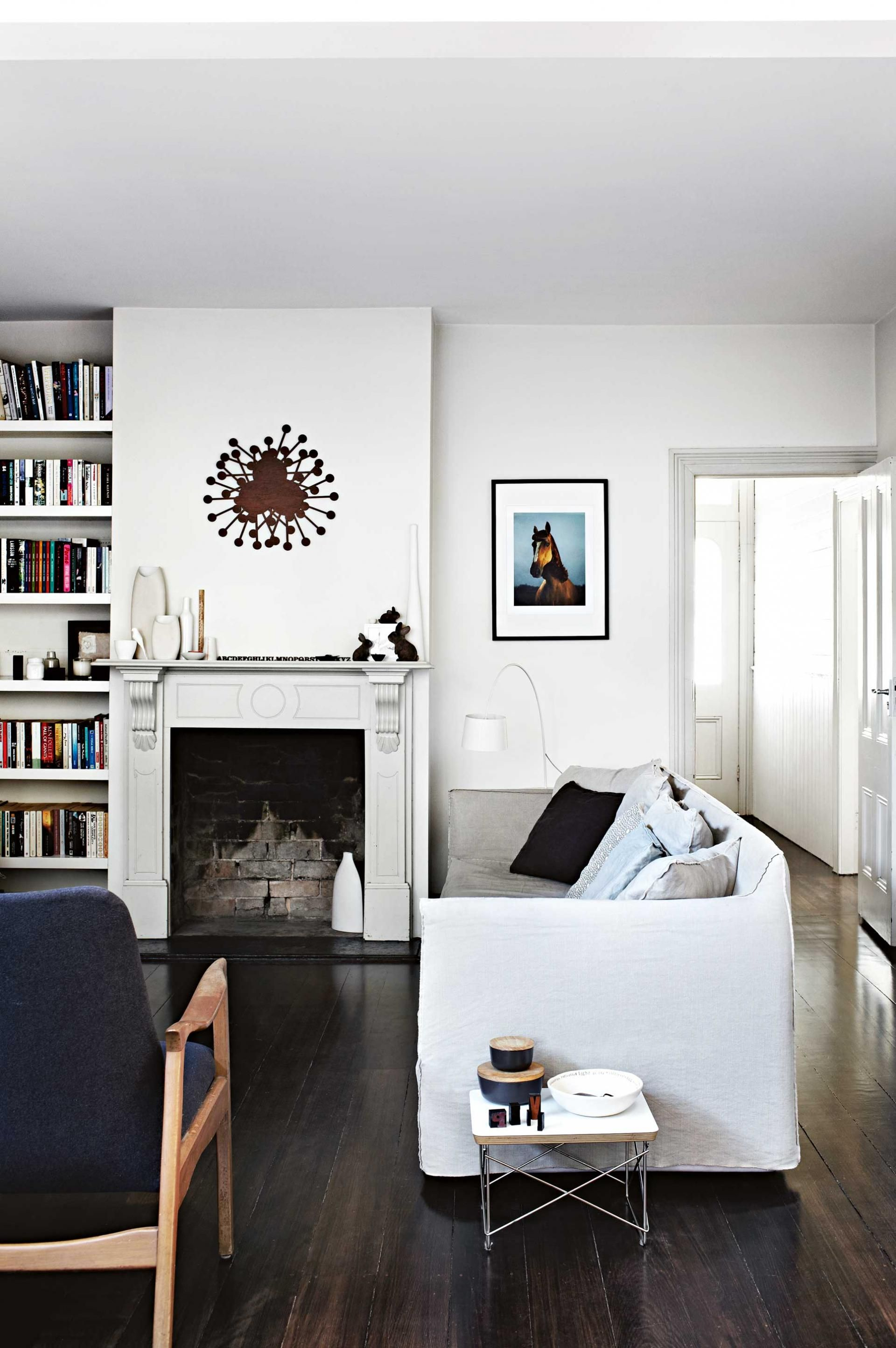 White living rooms: 12 inspiring ideas. Photography by Sharyn Cairns ...