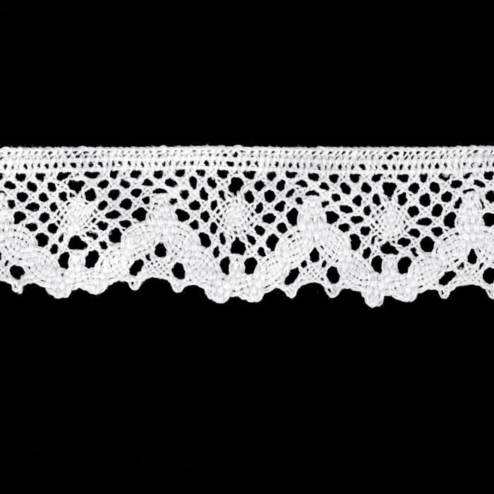 Riley Blake Sew Together 1 14 Crocheted Lace Trim White Good For