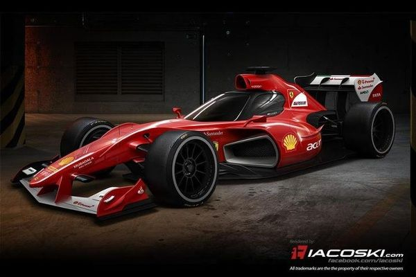 Ferrari Close Canopy Concept F1 | Fórmula 1 - 2017 | Pinterest | F1 Ferrari and Cars & Ferrari Close Canopy Concept F1 | Fórmula 1 - 2017 | Pinterest | F1 ...