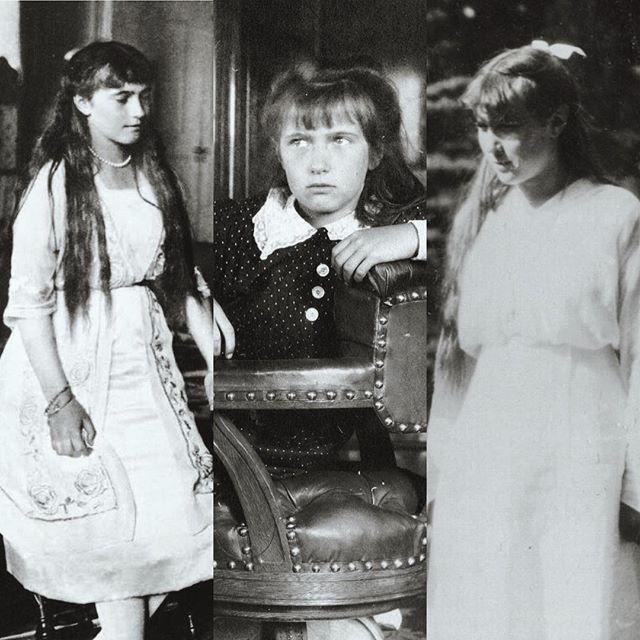 Grand Duchess Anastasia Nikolaevna By Romanovsisters From