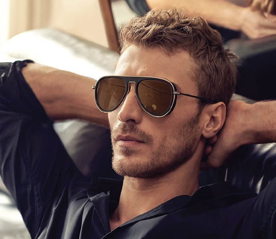 Jimmy Choo releases an exciting line of men's sunglasses, adding to their  extensive collection … | Aviator sunglasses mens, Mens sunglasses, Best  aviator sunglasses