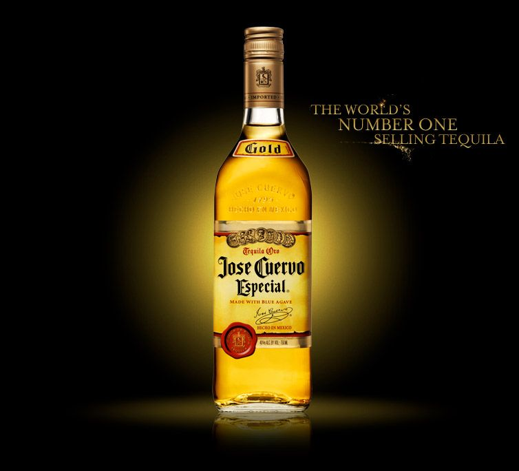 Jose cuervo tequila gold the cast pinterest for Good drinks to mix with tequila