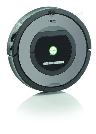 Robot aspirador programable Roomba 772 por solo 341,10