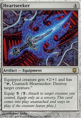 Heartseeker Darksteel Modern Card Kingdom Cards Magic Cards The Gathering