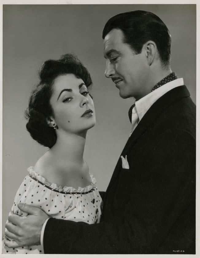 Image result for liz and robert taylor in conspirator