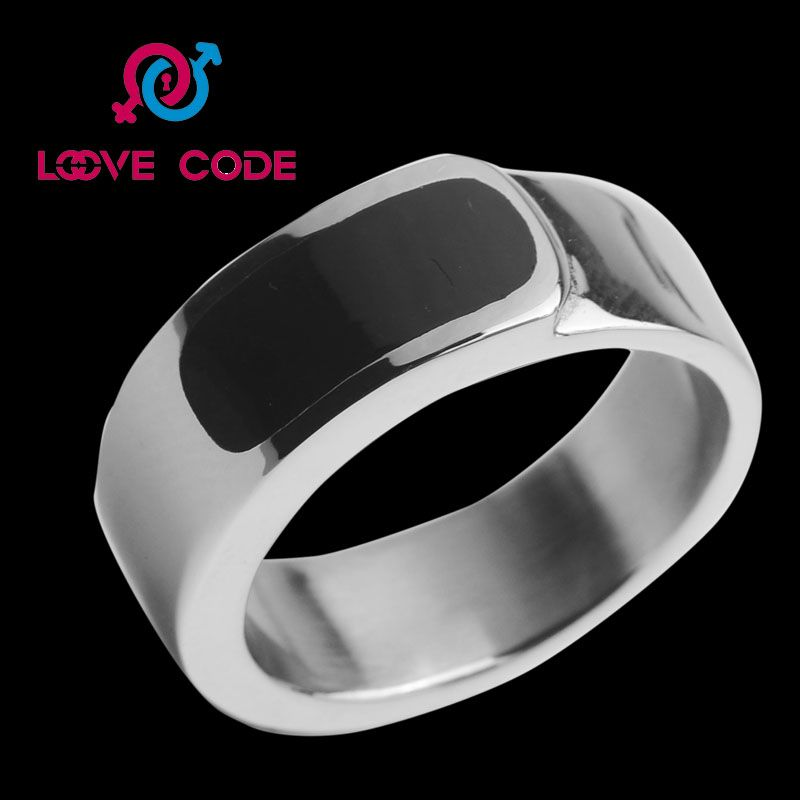 ring classic mens wedding ring stainless steel gay - Gay Mens Wedding Rings