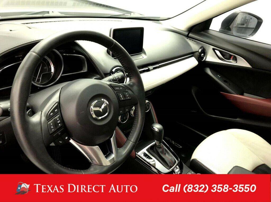 Used 2016 Mazda CX3 Grand Touring Texas Direct Auto 2016