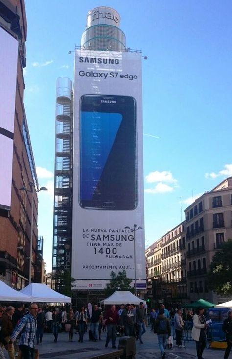 Samsung Madrid Empresas De Publicidad Pinterest Madrid