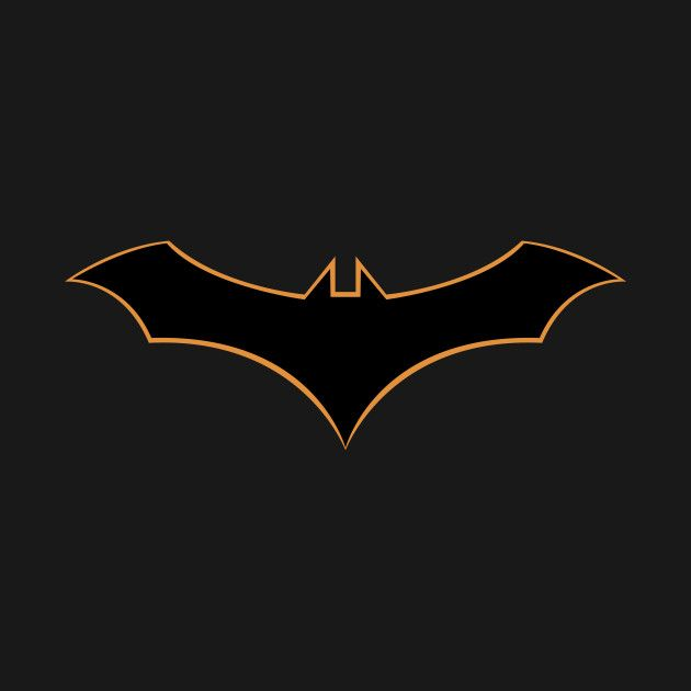 Bat Rebirth Symbol By Signalrunner Batman Pinterest Batman